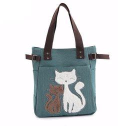 Love Cat Bag