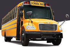 The Thomas Built Saf-T-Liner C2 School Bus