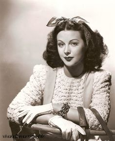 """Men are most virile and attractive between the ages of 35 and 55. Under 35 a man has too much to learn, and I don't have time to teach him."" ― Hedy Lamarr"