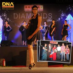 A night of bling bling at Bhima's jewellery Diamond Night.