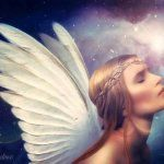 Ondine by on DeviantArt Ondine, Illustrations, Karma, Mandala, Dark Angels, Trust, Mood, Cherub, Angels