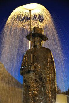 firenze-omino della pioggia-folon, firenze, province of Florence Tuscany www.facebook.com/loveswish