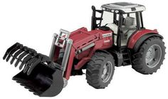 Massey Ferguson 7480 with frontloader Classic Tractor, Play Vehicles, Indoor Play, Toys For Boys, Scale Models, Tractors, Best Gifts, Hobbies, Imaginative Play
