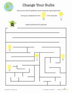 save energy maze maze outlets and kindergarten. Black Bedroom Furniture Sets. Home Design Ideas