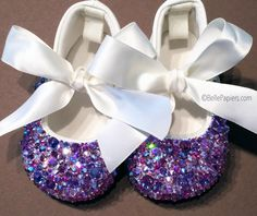 A personal favorite from my Etsy shop https://www.etsy.com/listing/224368194/100-swarovski-infant-baby-ballerina