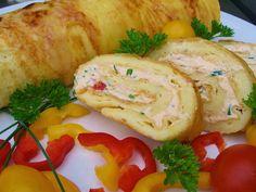 Na přípravu budete potřebovat:       Na pečený sýrový plát:  50g másla  50g hladké mouky  250ml mléka ( i trochu více)  150g nastrouhan...