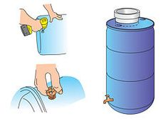 Build a Rainwater Collection System - wikiHow