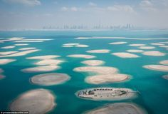 The World Islands, off the UAE, $16m (£10.5m): 300 man-made islands shaped into the contin...