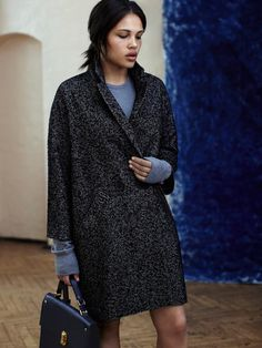 cute. love long sleeves poking out a lil. =P ASOS Curve F/W 2012 Lookbook
