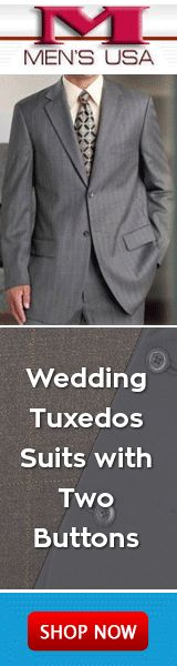 Tri Cities On A Dime: WEDDING TUXEDOS SUITS WITH 2 BUTTONS AT MEN'S USA