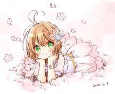 Cardcaptor Sakura, Sakura Kinomoto, Sakura Card Captor, Arte Sailor Moon, Manga Anime, Anime Demon, Manga Drawing, Anime Art Girl, Character Illustration