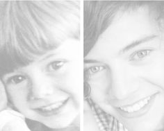 Some things never change, Harry Styles has always been too perfect for words.