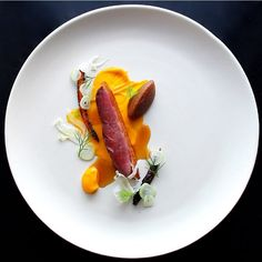 """""""Duck, Carrot, Date & Fennel 
