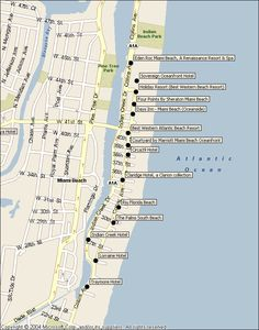 Map Of Miami Beach Hotels Save Up To 80 On Worldwide Visit Comparebookings