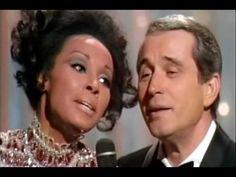 Perry Como & Diahann Carroll sing Silver Bells