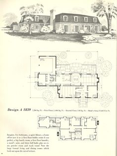 Gothic Frame Dwelling Vintage House Plans Antique Victorian    vintage house plan   Vintage House Plans s  French Mansards · Posted on August