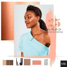 ¡Para empezar la semana con energía os presentamos un nuevo look: Juego de Color! ¡Un look que potenciará tus labios!   #marykay #marykayespaña #marykayespana #look #color #belleza #maquillaje #cosmética #maquillador