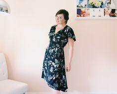 The Eve Dress - The Fold Line