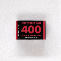 Japan Camera Hunter JCH StreetPan 400 Christmas Gift