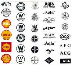 3M logo evolution. From Logo Life: Life Histories of 100 Famous Logos | logos | Pinterest | Famous logos, Logos and Of