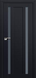 Milano-15U Black mat Interior Door