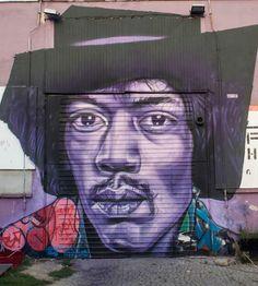Sabotaje al Montaje - Jimi Hendrix