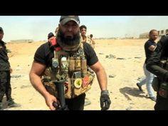 Meet Abu Azrael, 'Iraq's Rambo', the most reknown fighter in Iraq