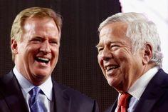 Robert Kraft, John Mara Among Owners Named to NFL Chairmen's Committee