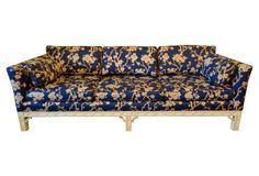 Fretwork Henredon Sofa