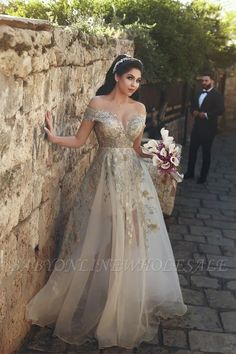 Off-the-Shoulder 2019 Prom Dress Tulle Lace Appliques Evening Gowns Item Code: Cheap Prom Dresses Uk, Modest Wedding Dresses, Trendy Dresses, Bridal Dresses, Dress Wedding, Party Dresses, Tulle Prom Dress, Tulle Lace, Said Mhamad Photography