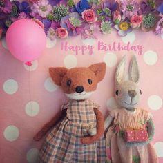 Letters44 | Happy Birthday