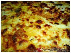 Ένα διαφορετικό μπριάμ φωτογραφία βήματος 5 Cookbook Recipes, Cooking Recipes, Greek Recipes, Cooking Time, Food To Make, Pizza, Cheese, Vegetables, Chef Recipes