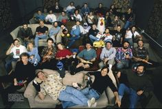 With the Pixar team