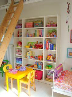 kids room//pretty colours..