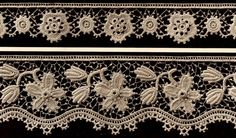 place to learn Irish crochet and other crochet lace