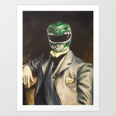 Gentleman Ranger by Hillary White @Society6