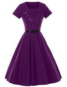 GownTown 1950s Retro Vintage Short Sleeve Party Swing Str... https://smile.amazon.com/dp/B01JR9RIQ8/ref=cm_sw_r_pi_dp_x_4WtfybPBX34JX
