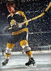 Bobby Orr - Boston Bruins by Sports Illustrated Hockey Rules, Hockey Teams, Hockey Players, Ice Hockey, Hockey Mom, Hockey Sport, Hockey Stuff, Boston Sports, Boston Red Sox