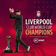 are Club World Cup Champions 🏆 The only trophy missing from their cabinet has been found 🔴 -------------------- Liverpool Club, Liverpool Champions, Good Morning My Friend, Good Morning Wishes, Juergen Klopp, World Cup Champions, Club World Cup, Bt Sport, You'll Never Walk Alone