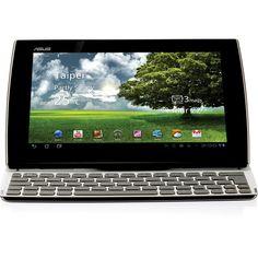 ASUS 16GB Eee Pad Slider SL101 Tablet (Pearl White) SL101-A1-WT