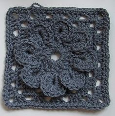 Crochet pattern to try - maybe I could talk my mother-in-law into making this for me ;)