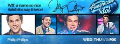 cover photo for facebook of Phillip Phillips
