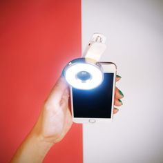 Lampe pour Selfie
