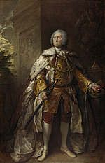 John Campbell, 4th Duke of Argyll, about 1693 - 1770.