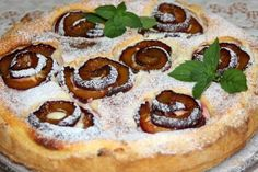 Desať receptov na fantastické tvarohové koláče - Žena SME Pepperoni, Pancakes, French Toast, Food And Drink, Pizza, Cookies, Baking, Breakfast, Russian Recipes