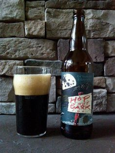 Hop In The Dark C.D.A. by Deschutes Brewery