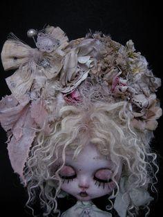 floral vamp