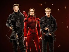 New promotional image for The Hunger Games: Mockingjay Part 2