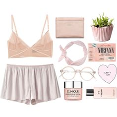 """in honor of breast cancer awareness month"" by janashabrawishi on Polyvore"
