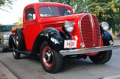 antique Ford Trucks